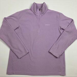 Patagonia 1/4 Zip Pullover Fleece Jacket